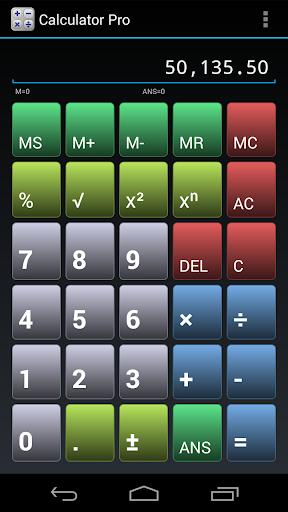 Simple Calculator Pro