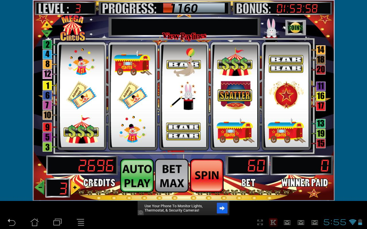 free slot games apps for android