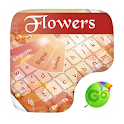 Flowers GO Keyboard Theme icon