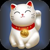 Maneki Neko (Lucky Cat) Widget