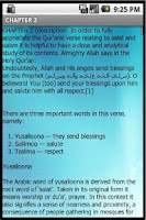 Screenshot of Salutation on the Prophet (SAW