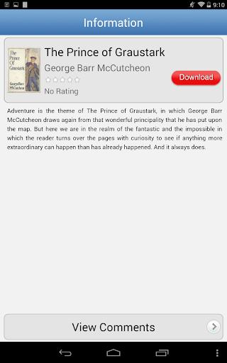 【免費書籍App】Fiction&Literature Collection-APP點子