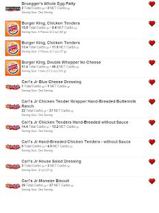 Low Carb Foods - screenshot thumbnail