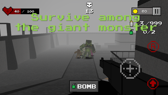 Pixel Gunner - FPS Game