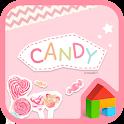 Candy dodol launcher theme icon