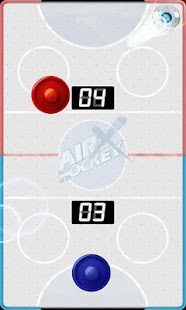 Air Hockey Cross- screenshot thumbnail