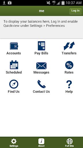 PenFinancial CU Mobile App