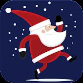 Santa Dance Man