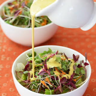 Creamy Anti-Inflammatory Salad Dressing or Sauce.
