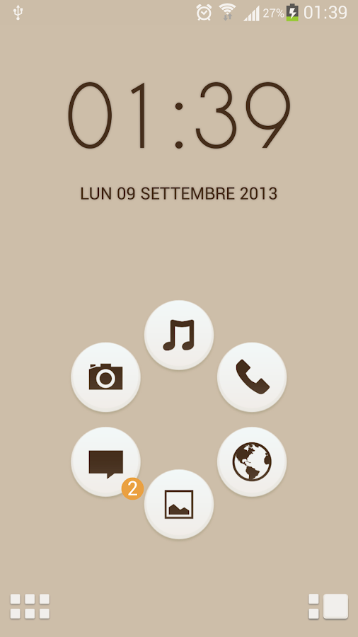 SL Bamboo Zen Theme - screenshot