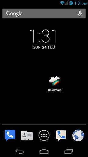 Daydream Launcher