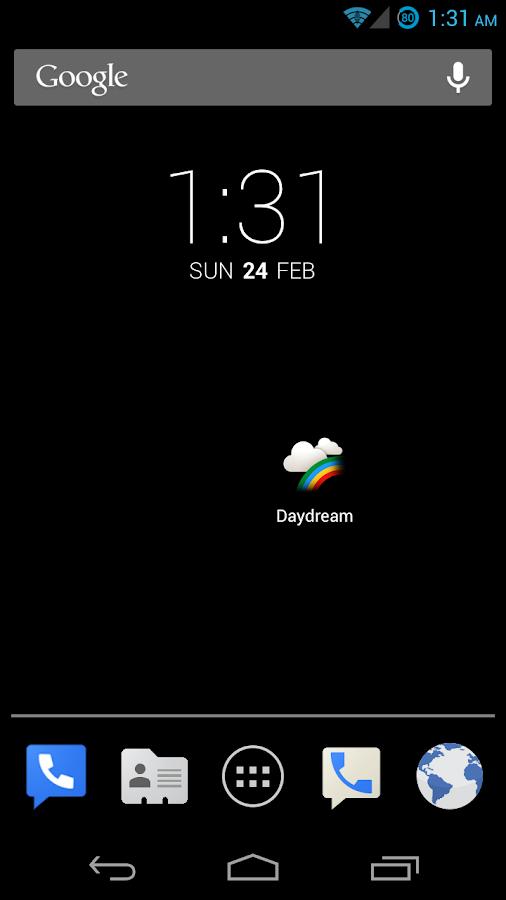 Daydream Launcher - screenshot