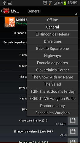 Screenshots for My Vaughan Radio Unlocker