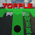 Topple Towers logo