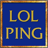 League Ping Check(Test ping)