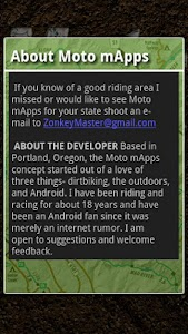 Moto mApps Washington FREE screenshot 4