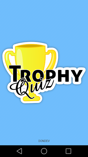 Trophy Quiz