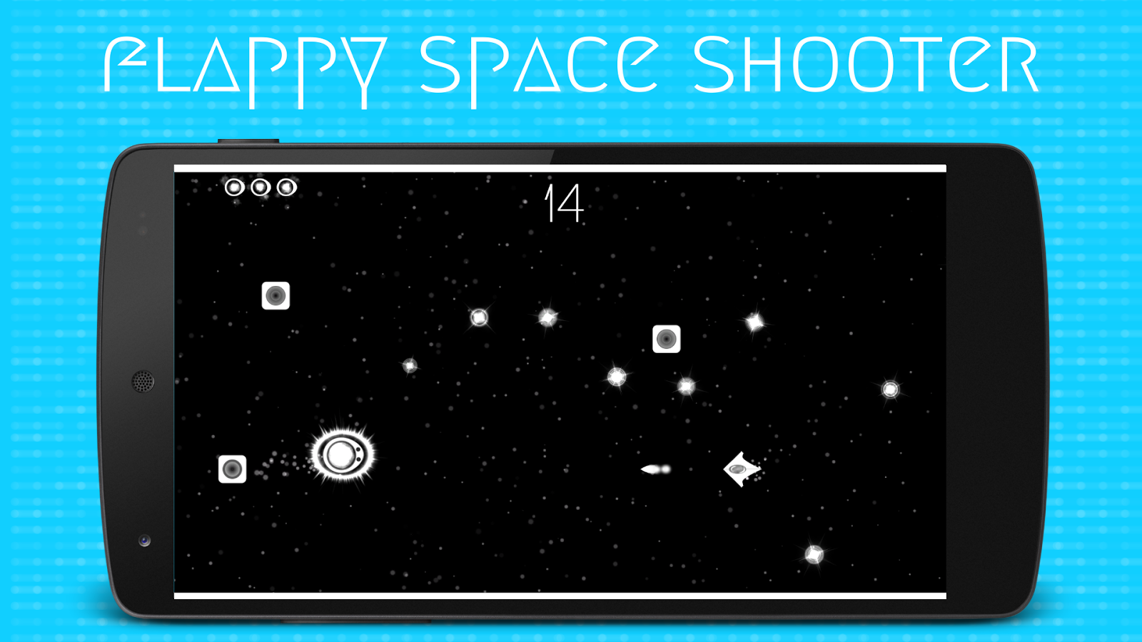Spataps: Space Shooter - screenshot