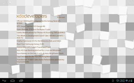 Meta Widget Screenshot 3