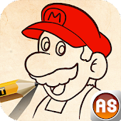 How To Draw: Mario