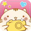 DECO+ ~ Cute photo editor ~ icon