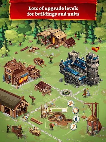android Empire: Four Kingdoms Screenshot 8