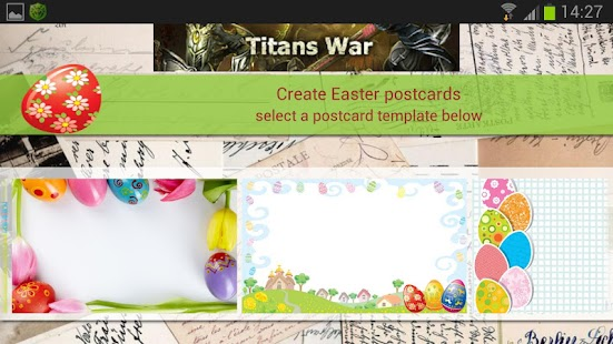Easter Cards - screenshot thumbnail