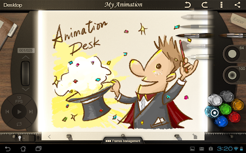 Animation Desk Premium - screenshot thumbnail