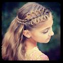 Girls Hairstyles ทรงผมน่ารัก icon