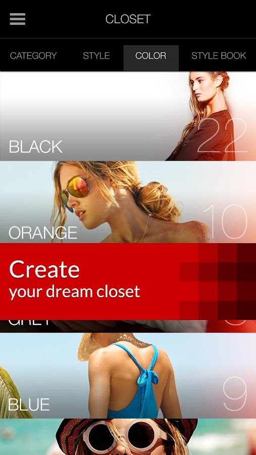 Gleam - Discover & Shop - screenshot
