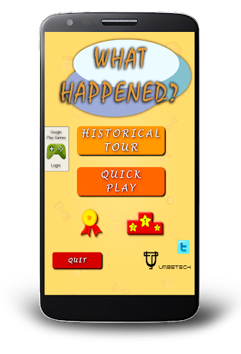 What Happened - Trivia