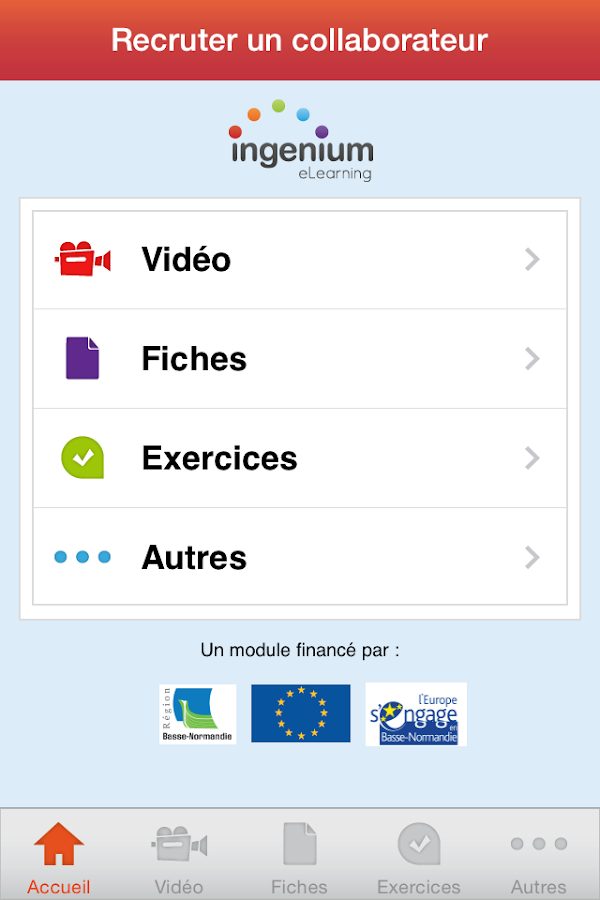 recruter un collaborateur android apps on play