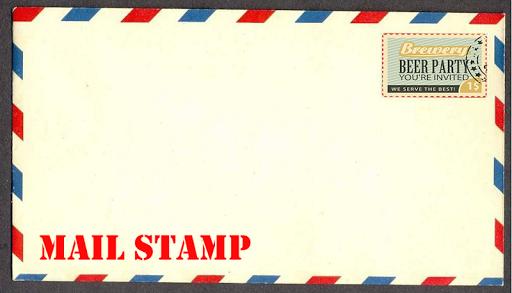 邮件邮票贴纸相机