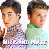 Nick and Matt