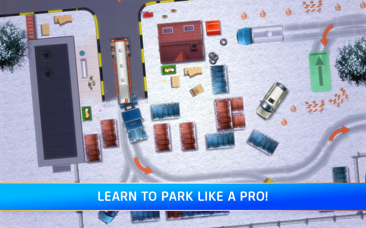 Parking Mania- screenshot