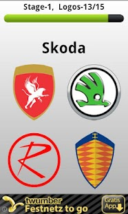 Logo Quiz Car Choices- screenshot thumbnail
