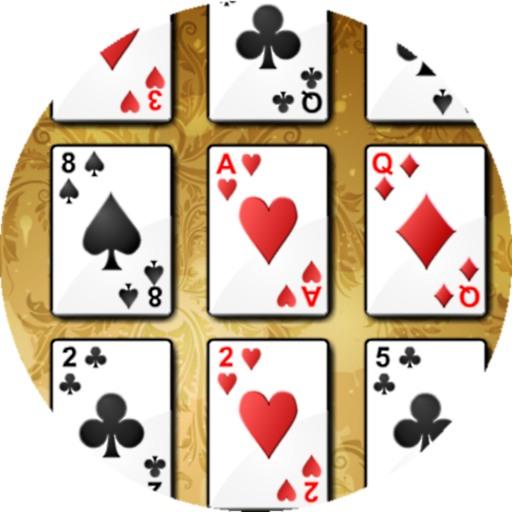 解谜のPoker Square Free LOGO-記事Game