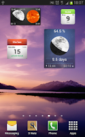 Screenshot of Hijri Calendar Pro