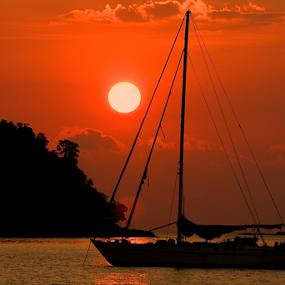 by PS FOONG - Landscapes Sunsets & Sunrises