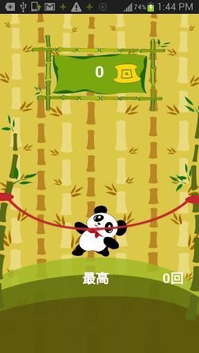 小熊跳绳小游戏