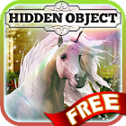 Hidden Object - Unicorns icon