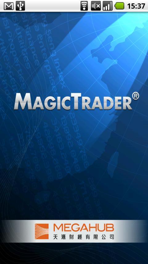MagicTrader Plus - 螢幕擷取畫面