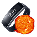Gear Fit Solar System icon