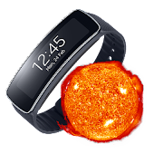 Gear Fit Solar System