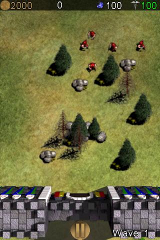 Battle Shock Lite - screenshot