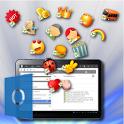 VCOrganizer Tab+ icon