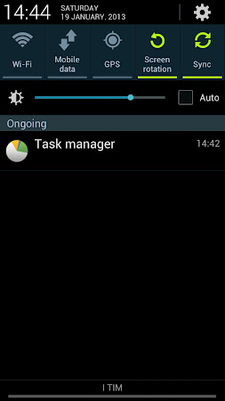Task Manager Note 2 Shortcut 2.0 screenshot 254463