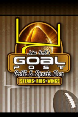 Goal Post Grill Sports Bar