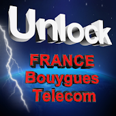 Unlock FRANCE Bouygues Telecom