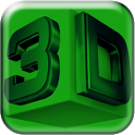 3D HD background&wallpapers icon